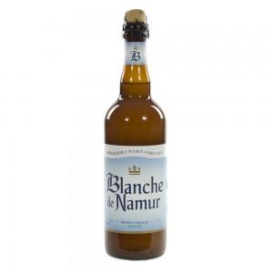 Blanche de Namur  Wit  75 cl   Fles