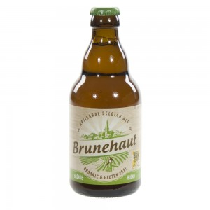 Brunehaut bio  Blond  33 cl   Fles