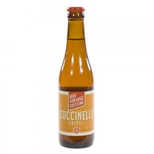 Coccinelle  Tripel  33 cl   Fles