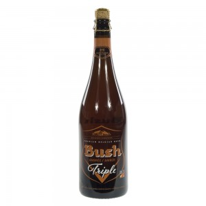 Bush  Amber  75 cl   Fles