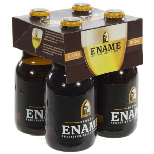 Ename  Blond  33 cl  Clip 4 fl