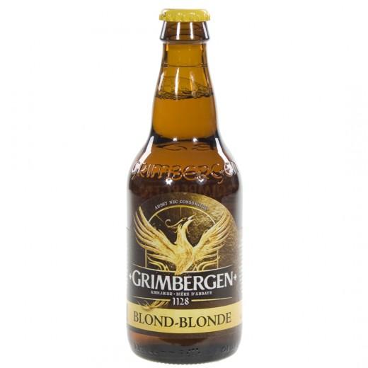 Grimbergen  Blond  33 cl   Fles