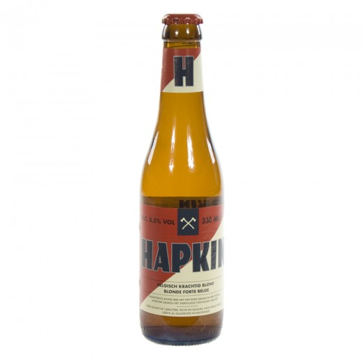 Hapkin  Blond  33 cl   Fles