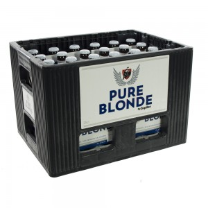 Jupiler Pure Blonde  25 cl  Bak 24 st