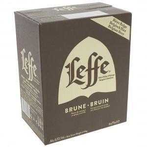 Leffe  Bruin  75 cl  Doos  6 st
