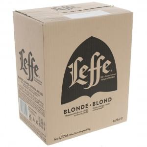 Leffe  Blond  75 cl  Doos  6 st