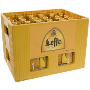 Leffe  Tripel  33 cl  Bak 24 st