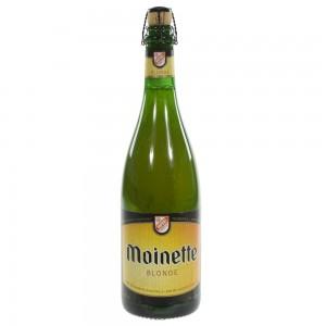 Moinette Blonde  75 cl   Fles