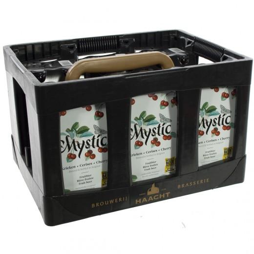 Mystic fruitbier  Kriek  25 cl  Bak 24 st