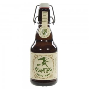 Quintine  Blond  33 cl   Fles