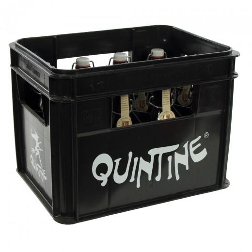 Quintine  Amber  33 cl  Bak 12 fl