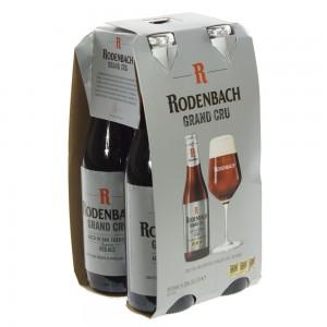 Rodenbach Grand Cru  Rood  33 cl  Clip 4 fl