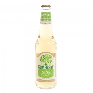 Somersby Apple cider 4.5%  Appel  33 cl   Fles