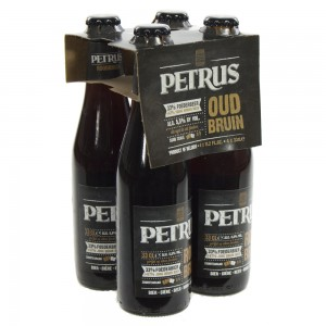 Petrus  Oud Bruin  33 cl  Clip 4 fl