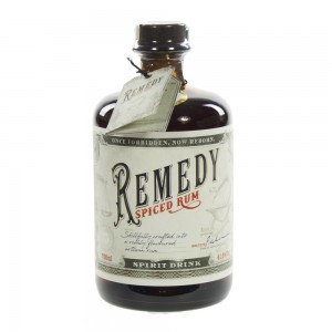 Remedy Spiced Rum  70 cl