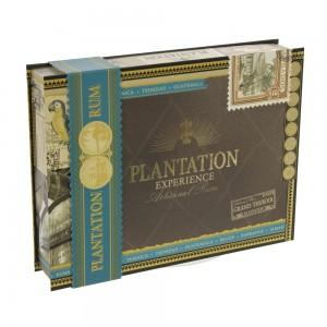Rum Plantation Cigar Geschenkverpakking  10 cl  Doos  6 st