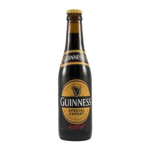 Guinness Stout  Donker  33 cl   Fles