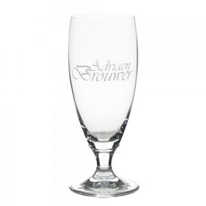Adriaan Brouwer glas