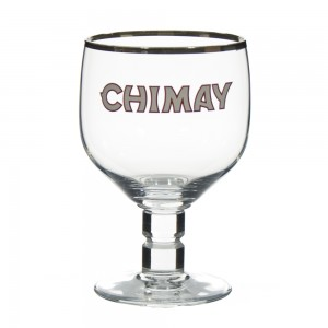 Chimay glas  33 cl