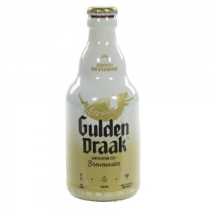 Gulden Draak Brewmasters  Amber  33 cl   Fles