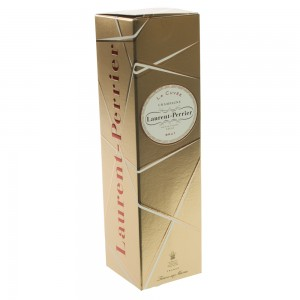 Laurent Perrier giftbox  Brut  75 cl   Fles