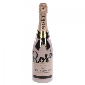 Moet & Chandon Love bottle  75 cl