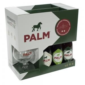 Palm Speciale geschenk (6x25cl+glas+kookboek)  6fles+ 1glas