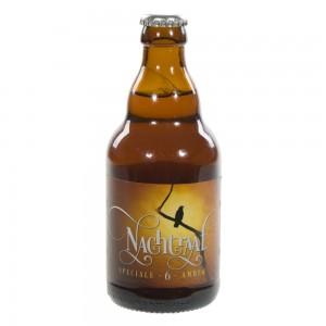 Nachtraaf  Amber  33 cl   Fles