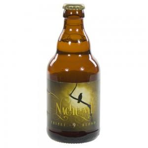 Nachtraaf  Tripel  33 cl   Fles