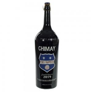 Chimay grande reserve  Bruin  3 liter   Fles