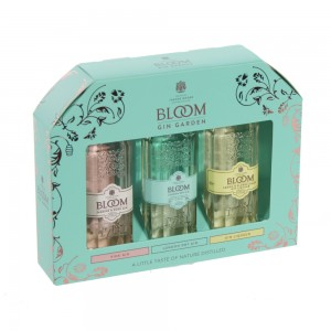 Bloom Miniset  5 cl  3 flessen