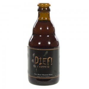 Dief Copper  33 cl   Fles