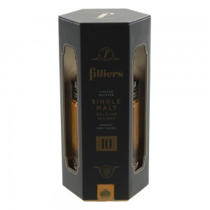 Filliers Limited Single Malt 10Y  70 cl