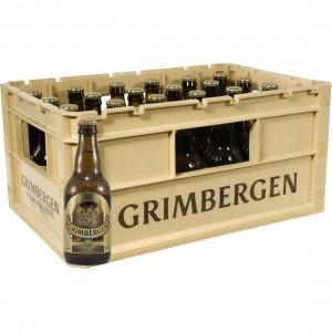 Grimbergen  Goud  33 cl  Bak 24 st