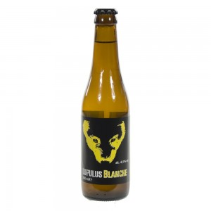Lupulus Blanche  Wit  33 cl   Fles