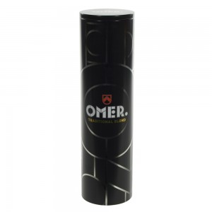 Omer traditional metalen koker  75 cl