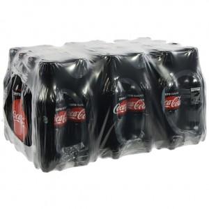 Coca Cola PET  Zero  25 cl  Pak 24 st