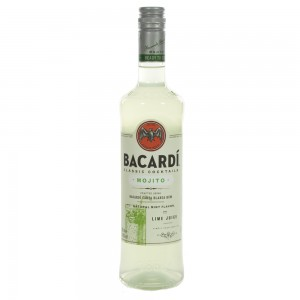 Bacardi Mojito 14.9%  70 cl