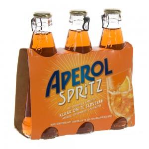 Aperol Spritz RTS  17,5 cl  Clip 3 fl