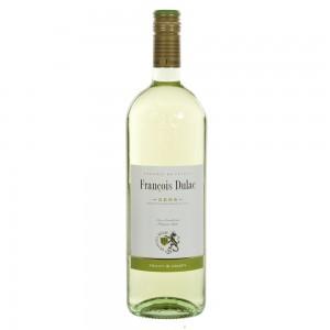 Francois Dulac VDP  Wit sec  1 liter   Fles