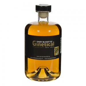 Ginetical Wooded Edition 43%  70 cl