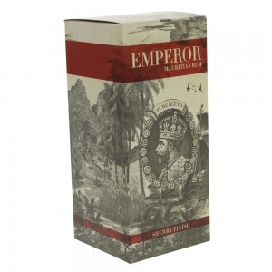 Emperor Sherry Cask Finish 40%  70 cl   Fles