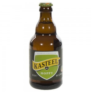 Kasteelbier Hoppy  Blond  33 cl   Fles