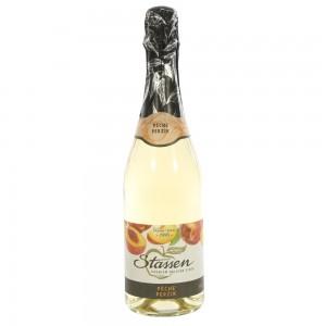 Stassen Cider Peche 5%  75 cl   Fles