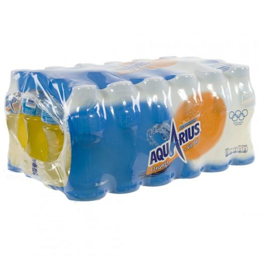 Aquarius  Orange  33 cl  Pak 24 st
