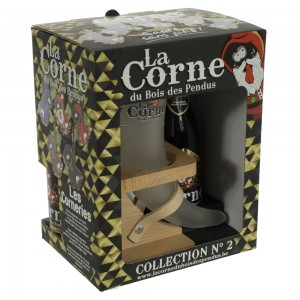 La Corne Special Box  2fles+ 1glas