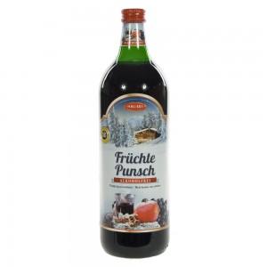 Fruchte Punch Alcoholvrije gluhwein  1 liter   Fles