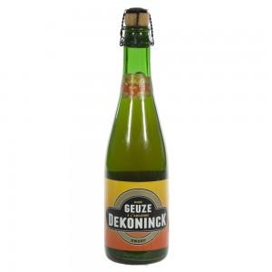 Dekoninck Oude Geuze  37,5 cl   Fles