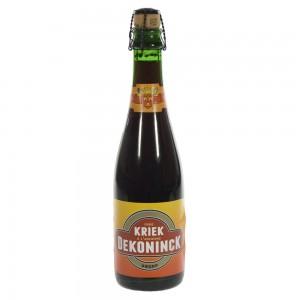 Dekoninck Oude Kriek  37,5 cl   Fles