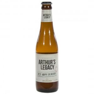Arthur's Legacy Happy Sylvester  33 cl   Fles